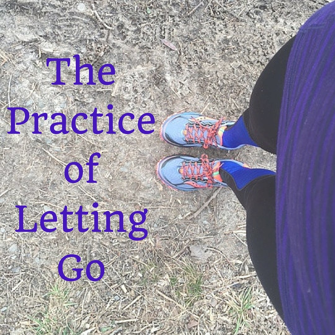 Blog about The practice of letting go