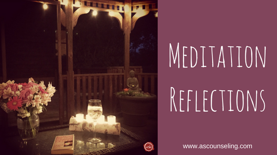 Meditation Reflections