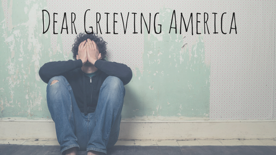Dear Grieving America, 2016 election